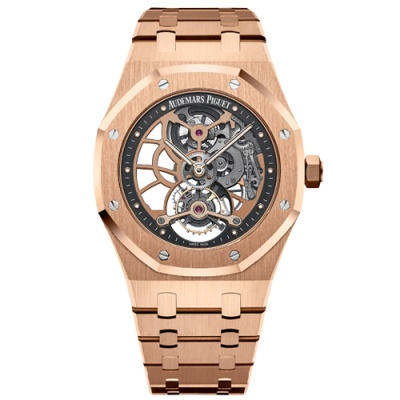 Audemars Piguet Royal Oak Tourbillon Extra-Thin Openworked 26518OR.OO.1220OR.01